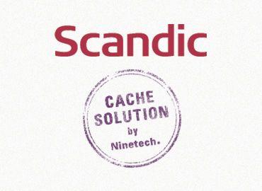 Scandic har fått hjälp av Ninetech att implementera en cachelösning för att kunna hantera extrema tryck i bokningen på ett mer effektivt sätt. Det är ett typiskt exempel på skräddarsydda lösningar för att hjälpa kunder.