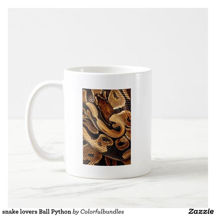 snake lovers Ball Python