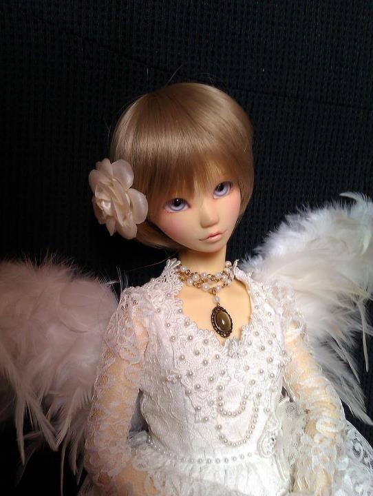 Amparita (Amparita02 Ken no Kokoro Dolls)  Al final se ha adueñado de esta peluca xD