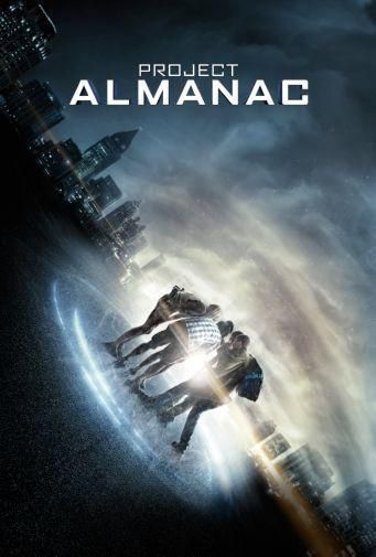 Project Almanac Movie poster Metal Sign Wall Art 8in x 12in