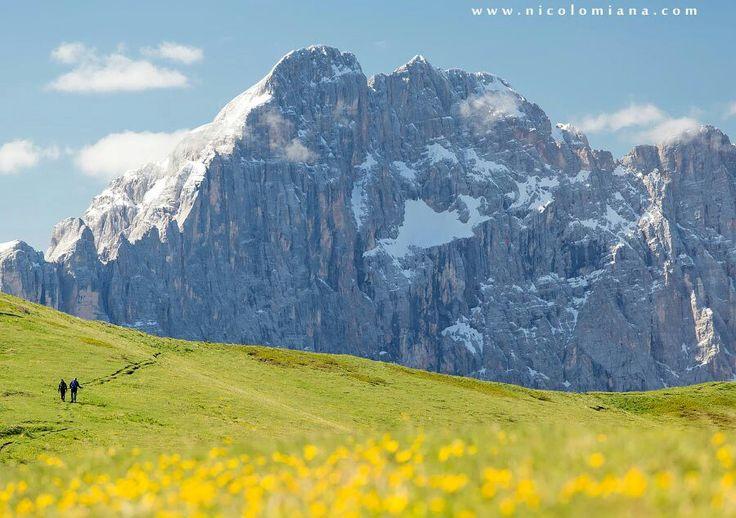 Il Civetta - Dolomites, province of Belluno, Veneto, Northern Italy