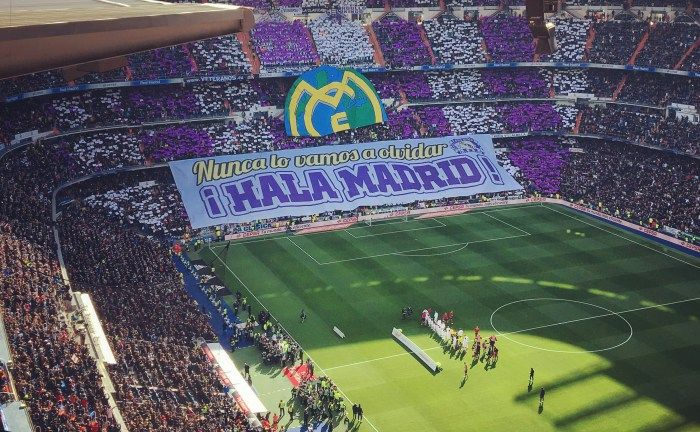 Hala Madrid Banner