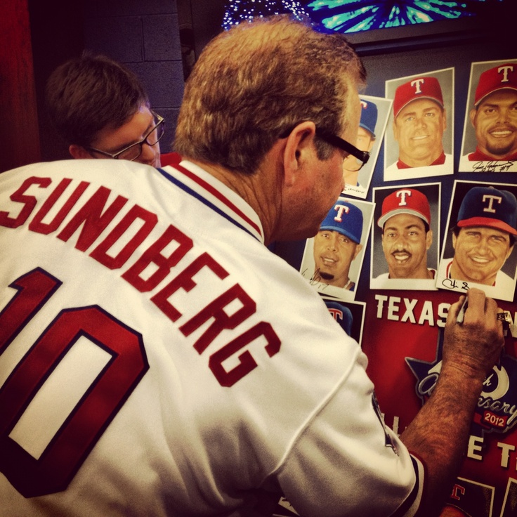 Jim Sundberg: Dad, Kellie Lorensen, Sports Hall, Rangers Moments, Texas, Jim Sundberg, Sundberg Kellie, Baseball Need