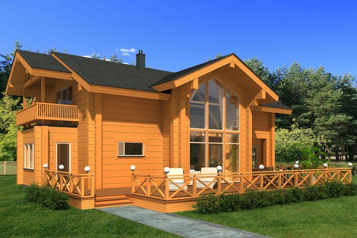 Log house Rhapsody