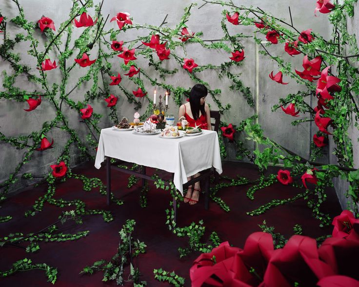 Best Jee Young Lee Images On Pinterest - Artist creates amazing fantasy dreamscapes into her small studio without using photoshop