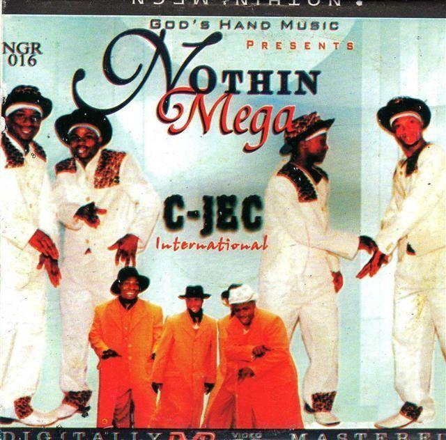 C Jec - Nothing Mega - Video CD