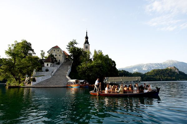 Weddings in Slovenia Europe  Lake Bled   Luxury wedding ...