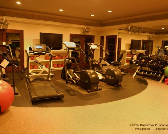 Home Gym Design, Pictures, Remodel, Decor And Ideas   Page 16