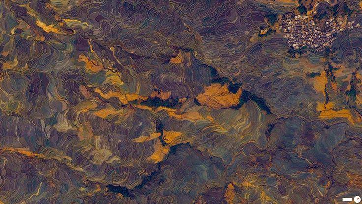Foto mozzafiato: Cina: Yuanyang, Yunnan - Risaie Terrazzate