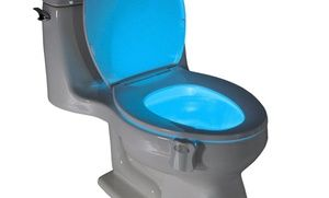 Groupon - Bowl-Bright The Ultimate Toilet Light (1- or 2-Pack). Groupon deal price: $13.99