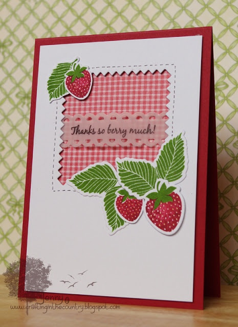 1000+ images about CARDS-Fruit-Strawberries on Pinterest ...