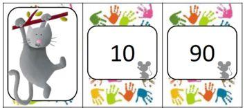 Les compléments à 10, 20, 50, 100, 500, 1000 - L'école de Crevette