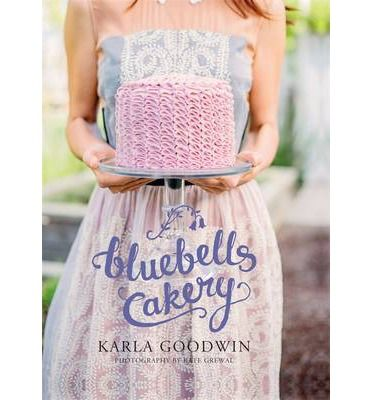 Bluebells Cakery cookbook. One of New Zealand's finest!