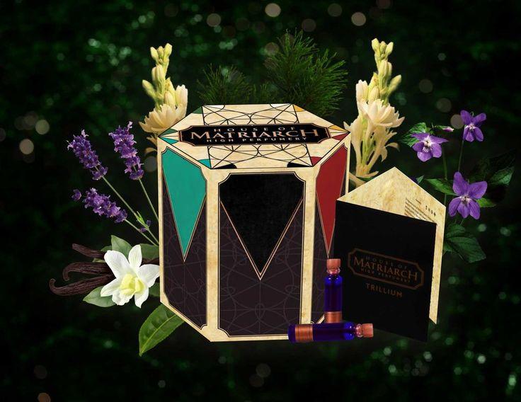High Perfumery 2017 Discovery Set: Natural, Artisan & Organic Perfume Sample Set