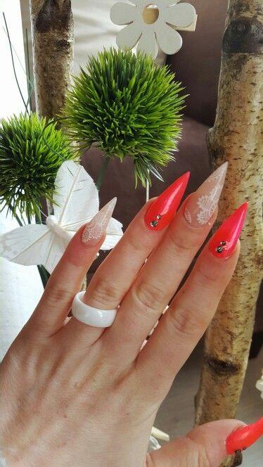 Nailart Nails stiletto