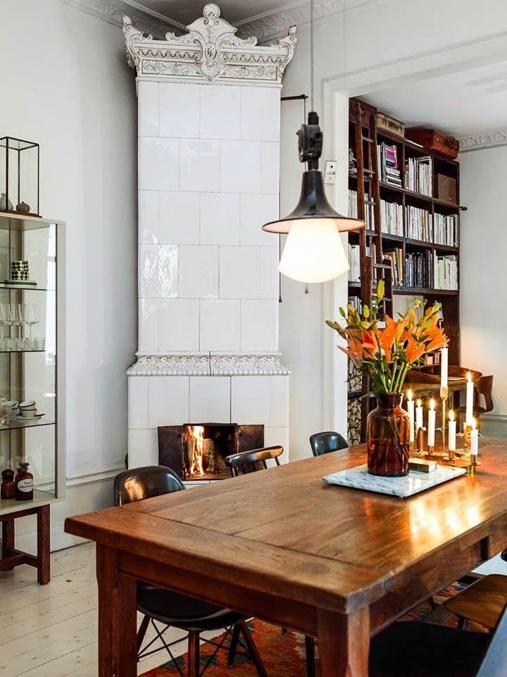 Virlova Interiorismo: [Deco] Dúplex en estilo boho y acentos vintage