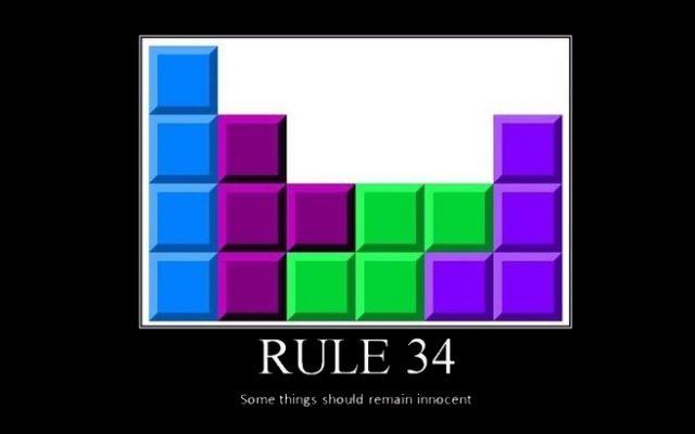 Internet è per il porno: ecco la Regola 34! #regola34 #rule34 #internet