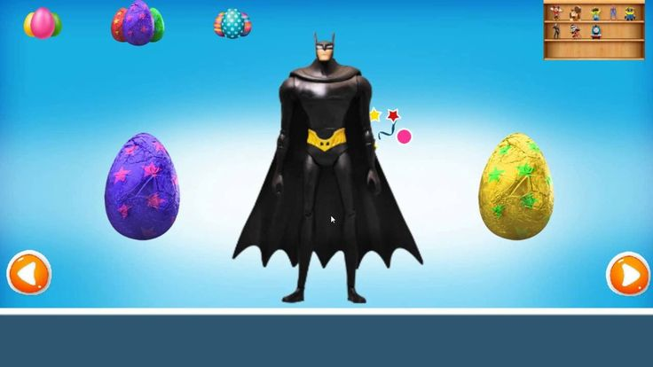 Kid Game Surprise Eggs-surprise chocolate-eggs video Game  for free Andr...