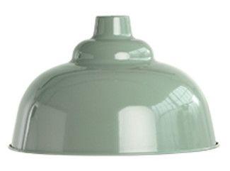 Paralume per lampada a sospensione Avery, verde