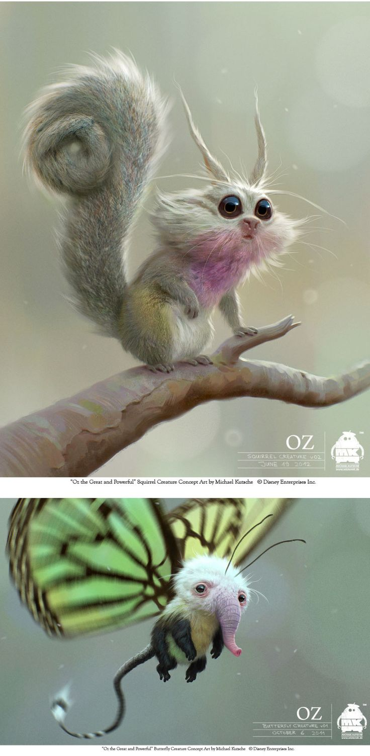 Oz the Great and Powerful, por Michael Kutsche (post 2) | THECAB - The Concept Art Blog