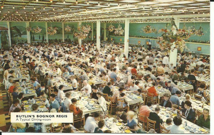 Butlins Bognor Regis Dining Hall