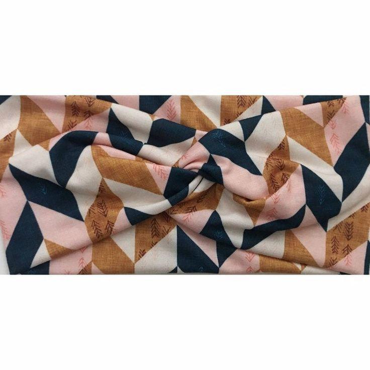 Women's Wide Head Wrap, Blush Pink Turban, Rust Twist Turban Headband, Blush Headband, Hair Accessories, Wide Headband, Orange Turban #headbands[ad_1]...
