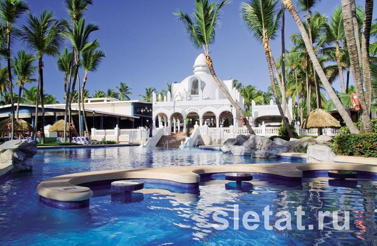 Отель Riu Bambu ClubHotel 5**, Доминикана
