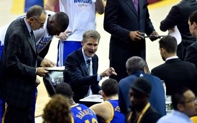 Steve Kerr Speaks to Media, No Timetable for Return — Warriors News
