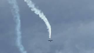 Silver Falcons Air Display over Club Mykonos Langebaan, via YouTube.