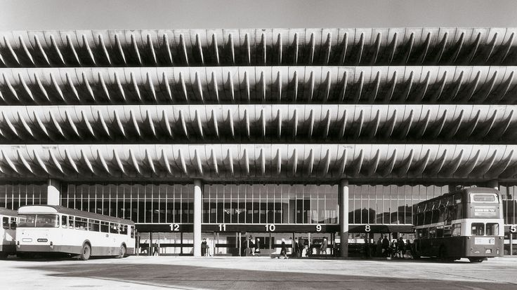 Gallery - Preston Bus Station: What Does the Winning Proposal Say About Open-Call Competitions? - 1