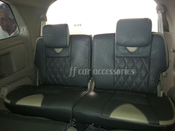 Car Seat Cover For Toyota Innova Customized By FF Accessories