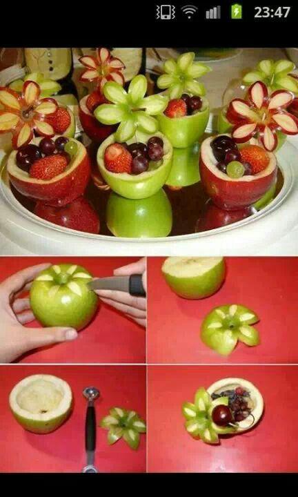 "Bake sale idea for summer....""fruit stand"""