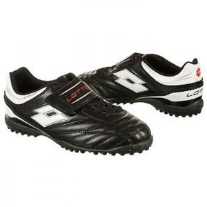 Lotto EC1280556 Soccer Cleats Kids Black - ONLY $28.00