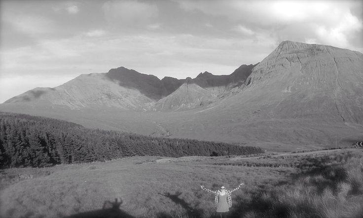 The Cullin Ridge - Isle of Skye
