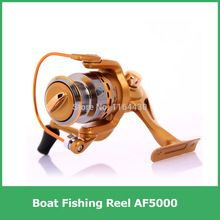 Fishing Reel 8BB AF5000 5.1:1 258g Spinning Fly Boat Fishing Reels Carp Reels fishing Rod Tackle