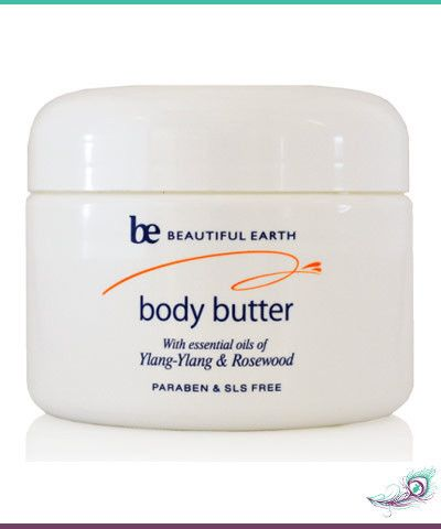 Beautiful Earth Body Butter – Absolute Simplicity