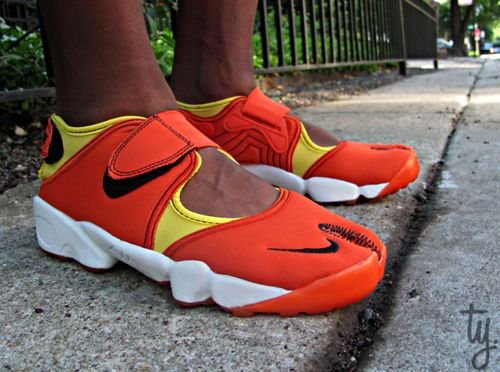 Nike Air Rift - Another NY purchase.  Wish I could find the Yellow versions.