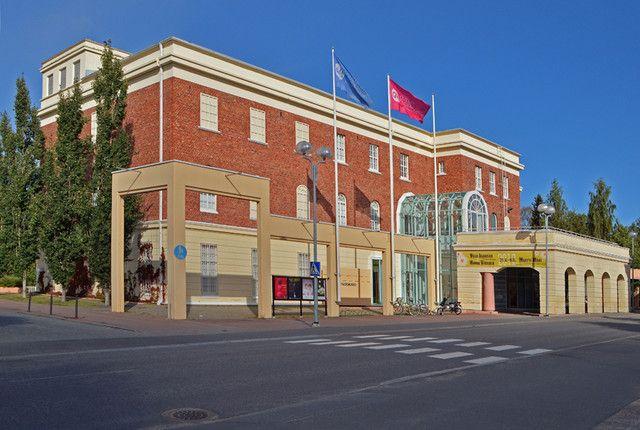 Oulun Taidemuseo, Oulu Museum of Art Photo©Mauri Hietala