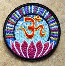 """""""You are a cosmic flower. Om chanting is the process of opening the psychic…"""