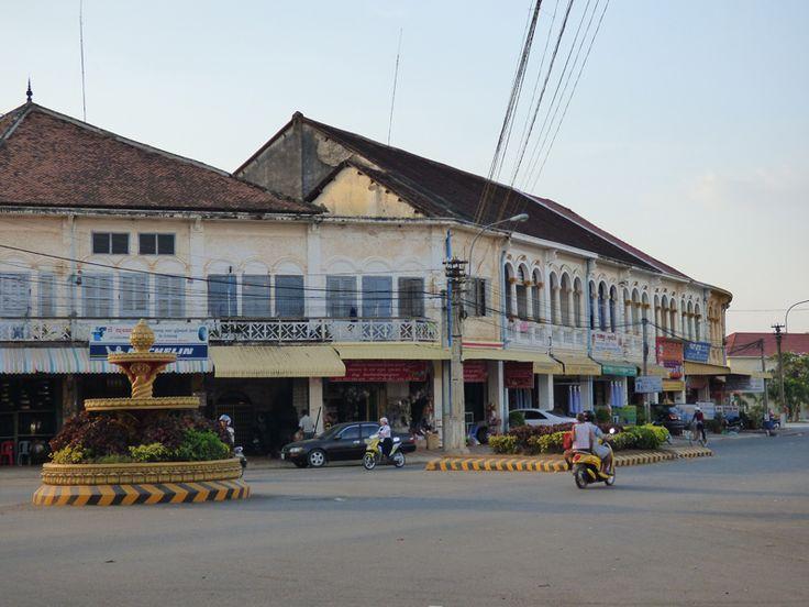 Kampong Cham Town