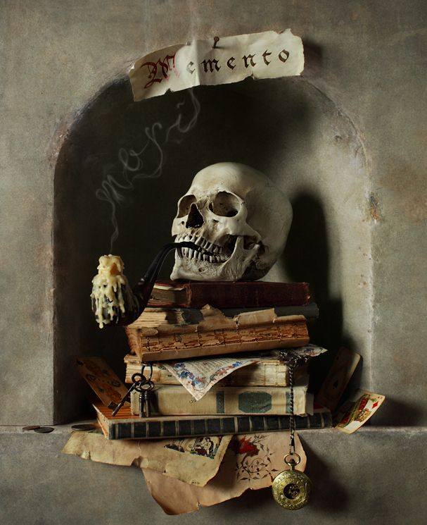 Still Life Photography Memento mori© Диана Амелина