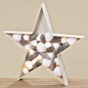 Svítící hvězda Ruth Wood, 61 cm