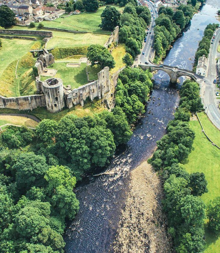 wanderthewood: Barnard Castle, Durham, England (by jackboothby)