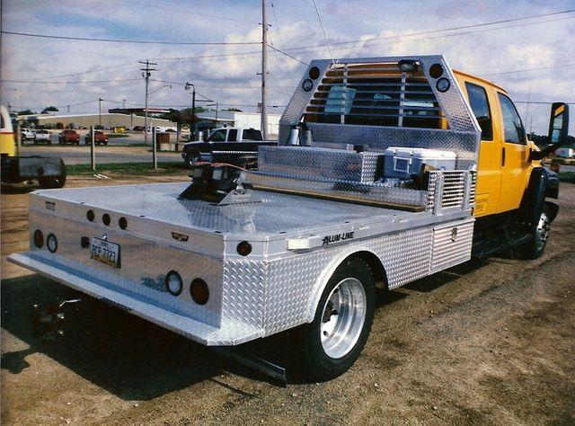 Popular Models Aluminum Truck Beds - TRB 21B