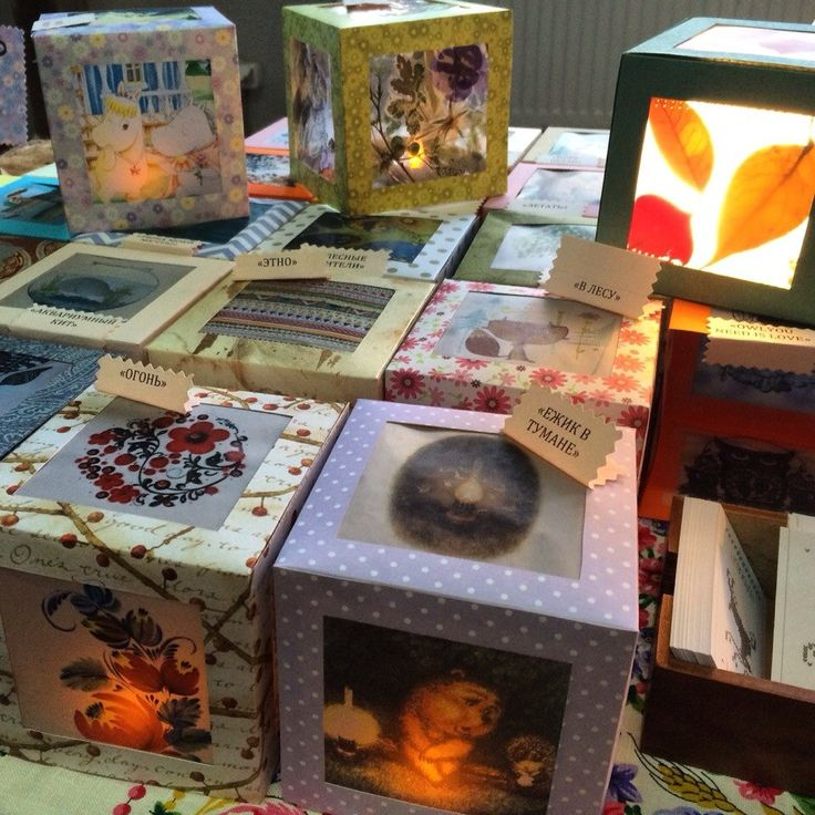 "Oolamp на ярмарке ""4 сезона"" осень 2014  #paper #lantern #handcraft #handmade #gift #collection"