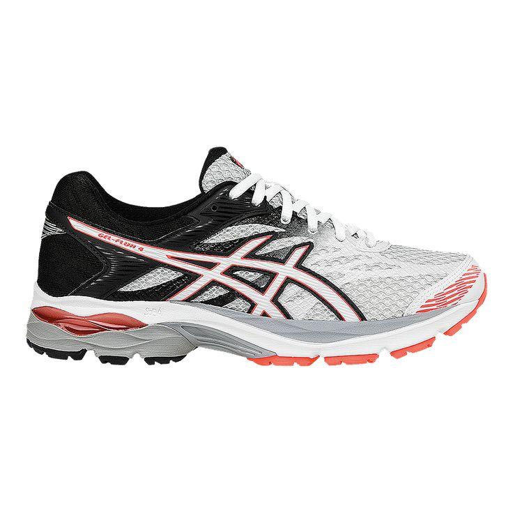 The ASICS Gel-Flux 4 is created for runners looking for a smooth ride from start to finish with comfort and stability.  $89