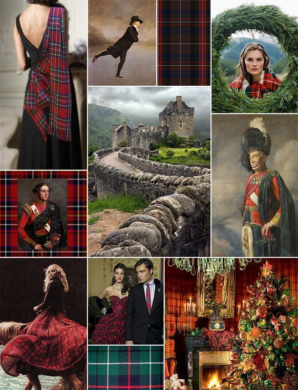 Highland Holiday inspiration | Camille Styles