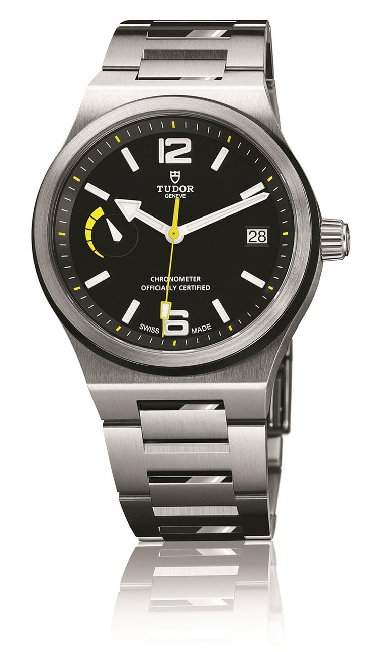 The tudor north flag watch features the new movement caliber