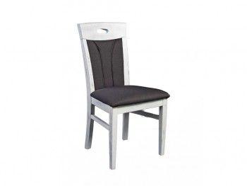Strukturyzowane krzesło bukowe Lena 1