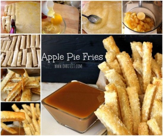 Apple Pie Fries Recipes That Have Us Hooked   The WHOot